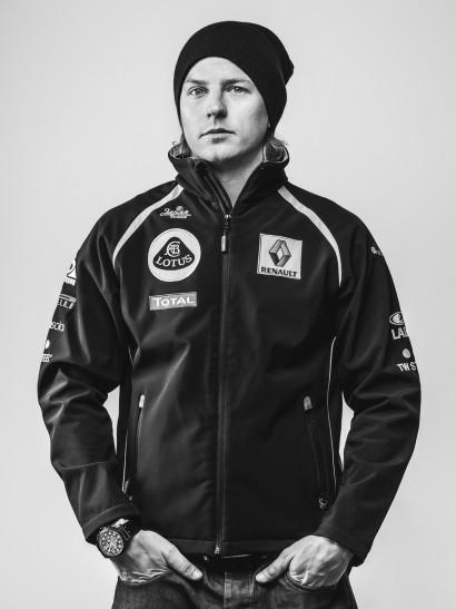 Kimi Räikkönen / © Lotus Renault GP