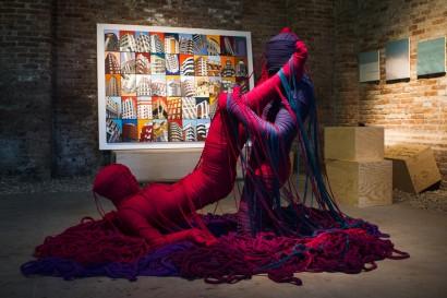 Erik Ravelo - Lana Sutra - 54th Venice Biennale / © Swatch