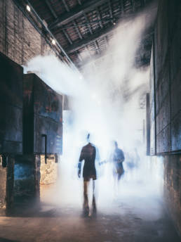 Liang Yuanwei - I Plead: Rain - 54th Venice Biennale / © Swatch