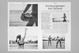 SWATCH THE EYE / BEACH SWING