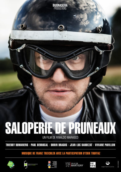 Saloperie De Pruneaux | Set Photography & Book | © JeF Briguet