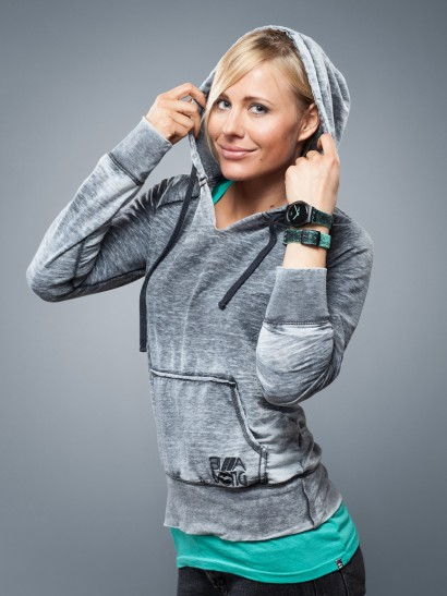 Anne-Flore Marxer - Swatch Proteam / © Swatch
