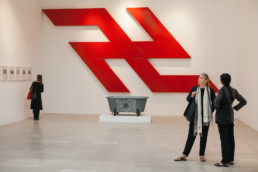Dragoljub Rasa Todosijevic - Serbian Pavilion - 54th Venice Biennale / © Swatch
