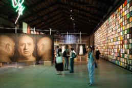 L'Arte non è Cosa Nostra - Italian Pavilion - 54th Venice Biennale / © Swatch