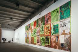 Josh Smith - Venice Set - 54th Venice Biennale / © Swatch
