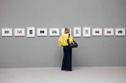 Luigi Ghirri - Central Pavilion - 54th Venice Biennale / © Swatch