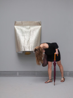 Gabriel Kuri - Retention Chart - 54th Venice Biennale / © Swatch