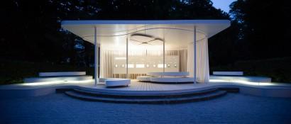 Swatch Pavilion - Giardini - 54th Venice Biennale / © Swatch