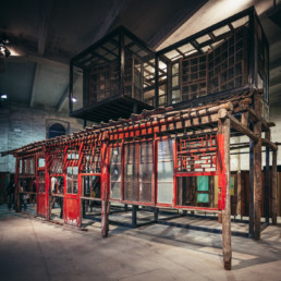 Song Dong - Para-Pavilion - 宋冬館 - 窮人的智慧 大雜院 - 54th Venice Biennale / © Swatch
