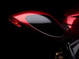 Tricana Motorcylces | Custom MV Agusta | Ovronnaz | © JeF Briguet