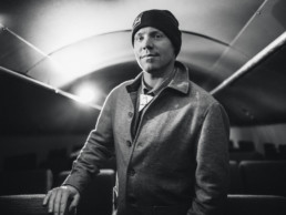 Travis Rice / Inside a Douglas DC-3 for The Art of Flight premiere